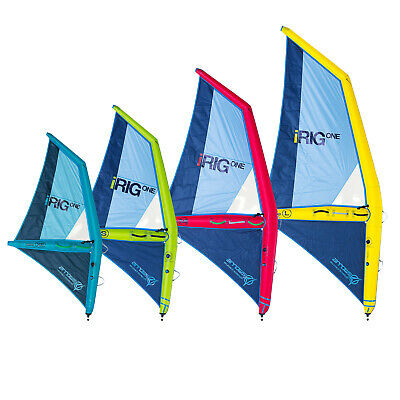 Arrows IRIG One Aufblasbares Windsurf Rigg  Inflatable SUP Segel  XS S • 429€