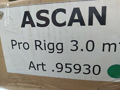 Ascan Pro Rigg Windsurf 3.0m2  Art.95930 Epoxy/2-part 2,70m • 259.85€