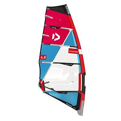 Duotone Super Session Red-Blue Windsurf Segel 2019 Freemove Leicht • 457.10€