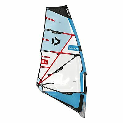 Duotone Super Hero Light-Blue-Dark-Blue Windsurf Segel 2019 Wave • 579.95€