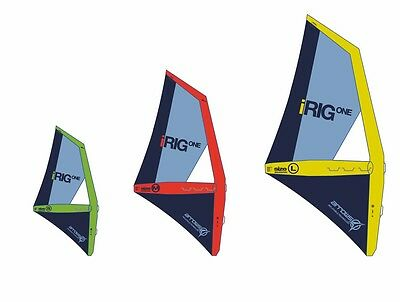 Arrow IRIG One Aufblasbares Windsurf Rigg Surfrigg Inflatable Segel Surfen • 399€