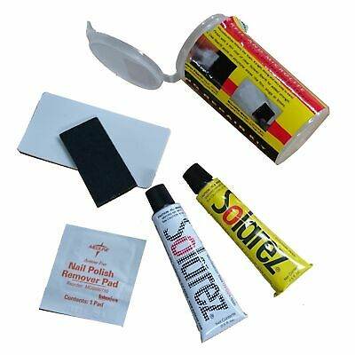 SOLAREZ Mini Travel Kit Repair UV Licht Reparatur • 26.90€