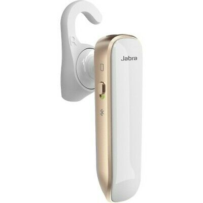 Bluetooth Headset Boost Weiß-gold | Neu • 58€