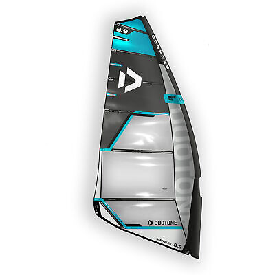 Duotone Windsurf Segel Warp_Foil C24:blue-black 2021 • 1,589€