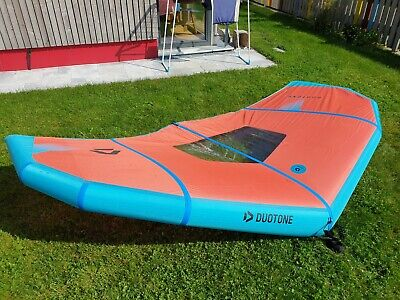 Duotone Wing 2019 5qm - Wingsurfing Foilsurfing • 269€
