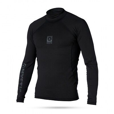 Mystic Thermo Vest L/S Bipoly Black  Gr. M  Neu CHIEMSEE-KINGS • 25€