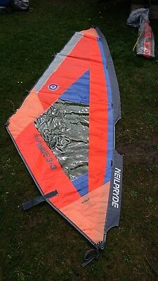 Segel Windsurfen • 50€