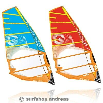 GA Phantom 8,5m² 2017 Gaastra Windsurf Segel Freerace Camber • 639.23€