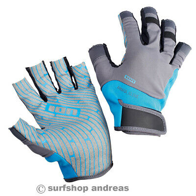 ION Amara Gloves Handschuh Half Finger 2019 • 27.95€