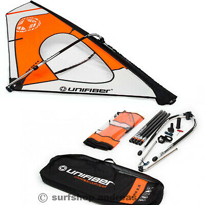 Unifiber Kinder Rigg 1,5m² Segel Sup Set Dacron 2020 • 255€