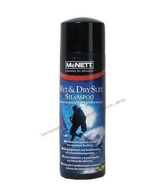 Wet & Dry Suit Shampoo • 8.95€