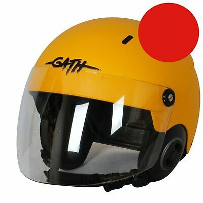 GATH Helm RESCUE Safety Red Matt Gr S • 199€