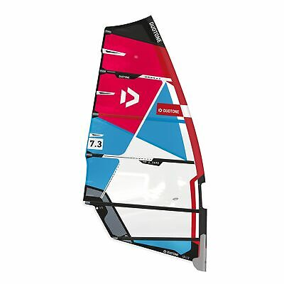 Duotone E-Type Red-Blue Windsurf 2019 Freeride Günstig Schnell • 560.40€