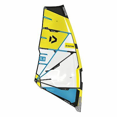 Duotone Super Hero Yellow-White Windsurf Segel 2019 Wave Welle  • 559.44€
