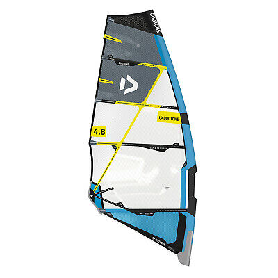 Duotone Windsurf Segel Super Session HD 2019 Freemove Leicht • 552.65€